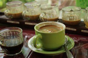 grüner kaffee abnehmen tasse kaffee
