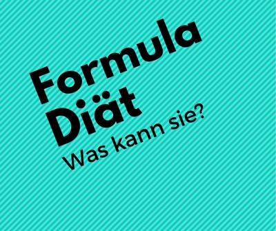 Formula Diät