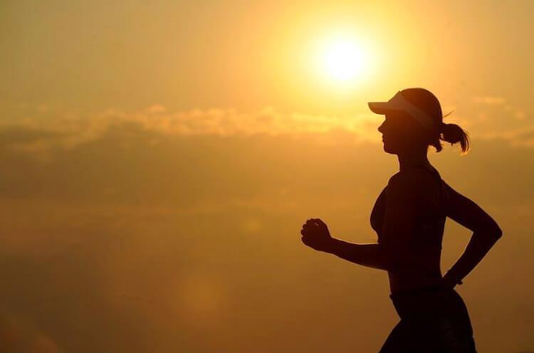 Joggen, um an Gewicht zu verlieren