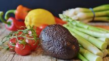 Gemüse mit wenig Kohlenhydraten
