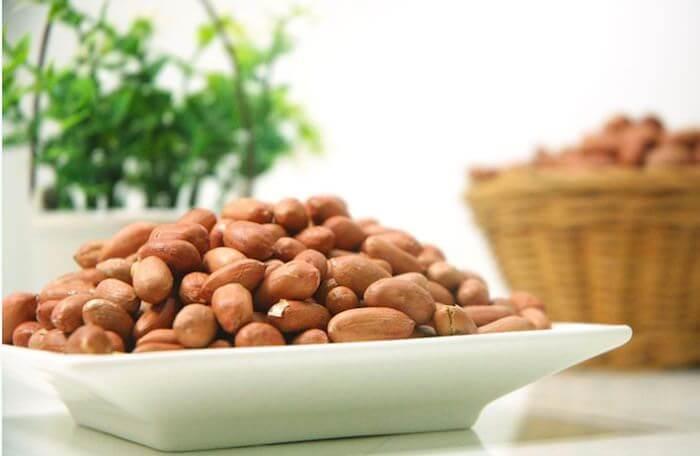 Nüsse für den Stoffwechsel