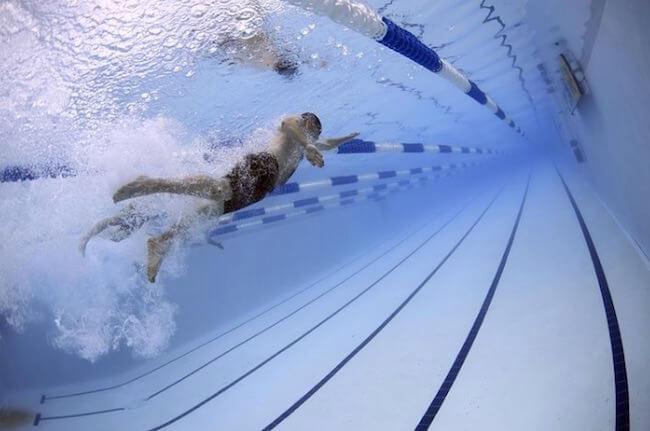 Schwimmen als gelenkschonender Ausdauersport