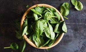 Spinat - gesunder Appetitzügler
