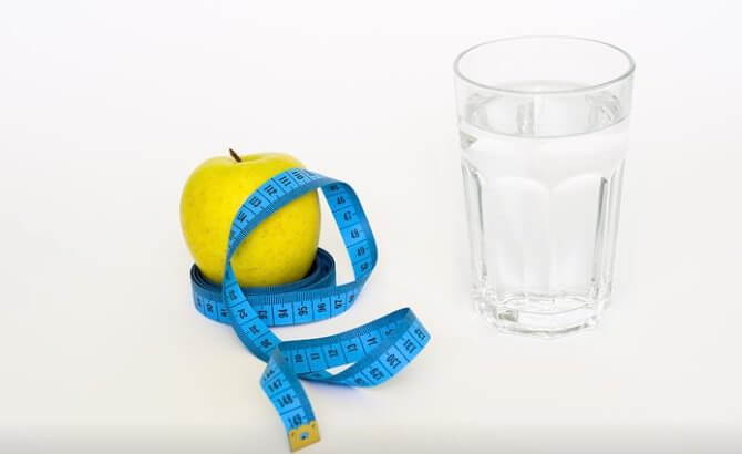 Gesunder, langsamer Stoffwechsel