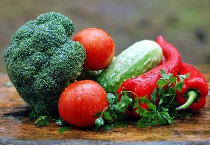 Gesund ernähren, damit der Stoffwechsel korrekt funktioniert