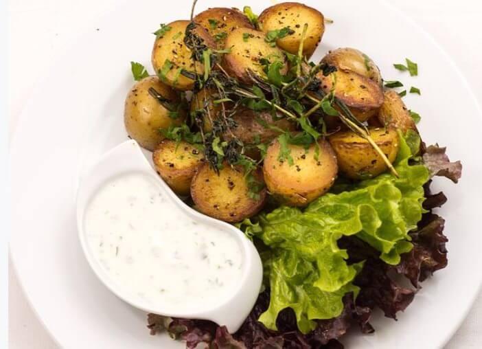 Speiseplan Kartoffel-Diät