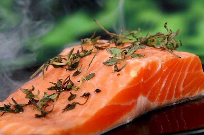 Fisch bei der anabolen Diät