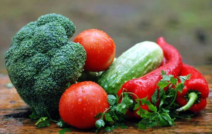 28 Gemüsesorten der Dukan-Diät