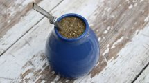 Abnehmen mit Mate Tee