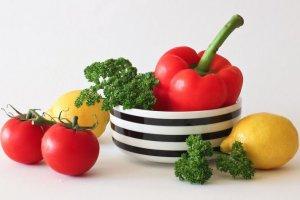 Stoffwechsel Booster - Obst und Gemüse