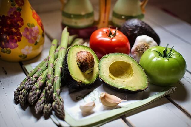 Gemüse Diät
