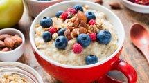 Porridge Diät zum Abnehmen