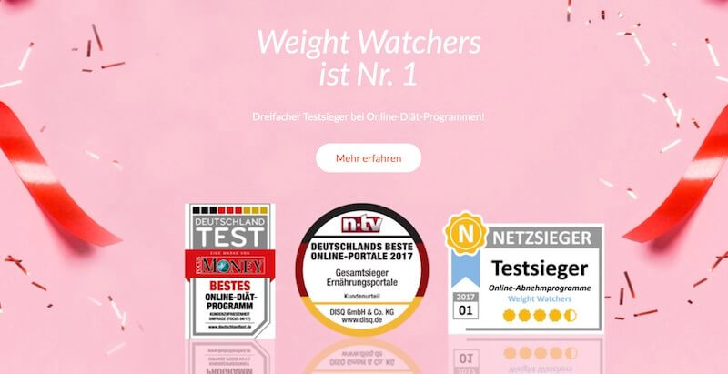 weight watchers erfahrungen test alle infos dazu hier. Black Bedroom Furniture Sets. Home Design Ideas