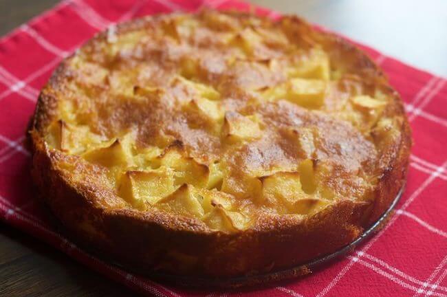 Leckere Apfelkuchen Diät