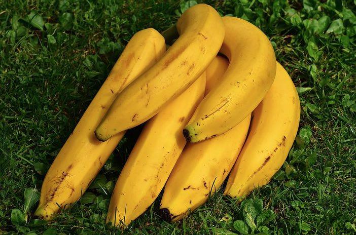 Bananen Diät - möglichst reife Bananen
