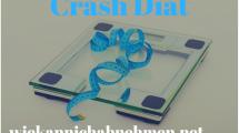 Crash Diät zum Abnehmen