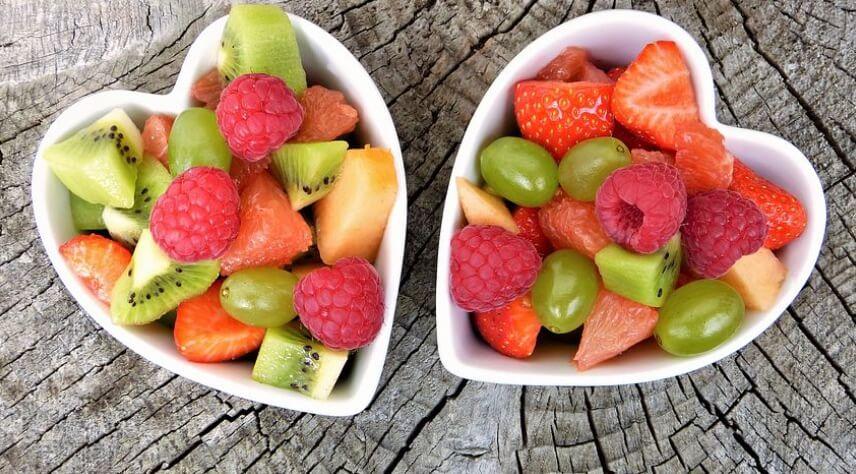 Dash Diät mit Obst
