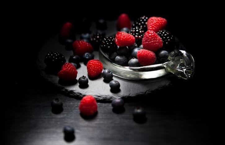 Detox Diät: Mit Beeren entgiften