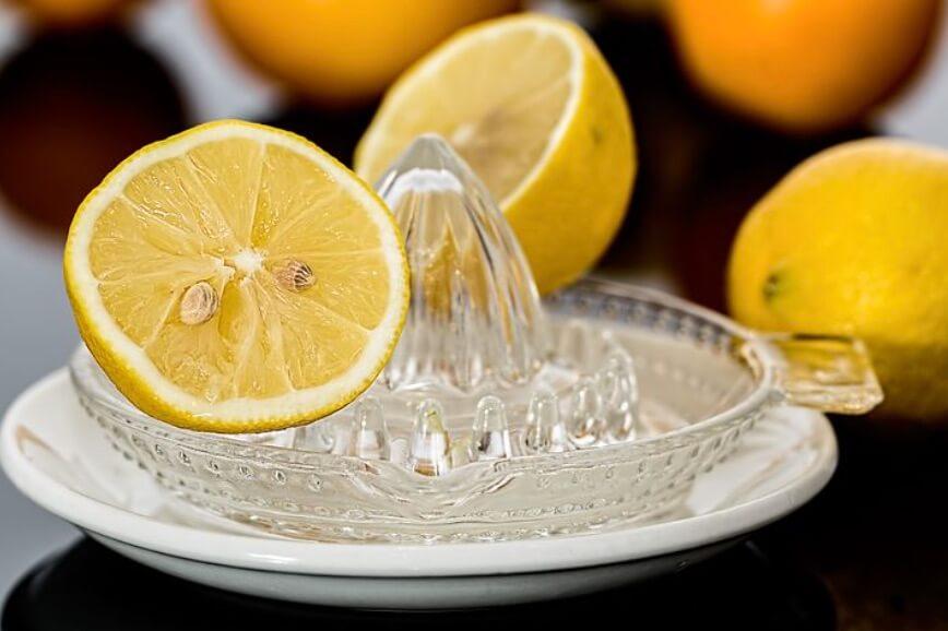 Detox Diät Zitronensaft