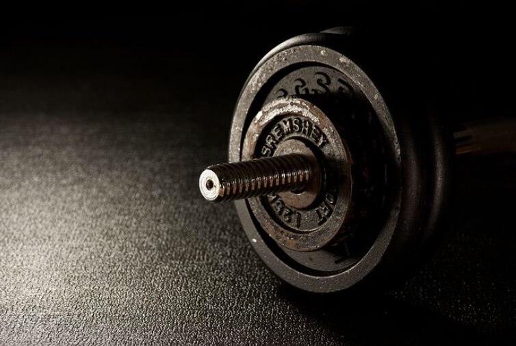 Krafttraining bei einer Diät für Sportler
