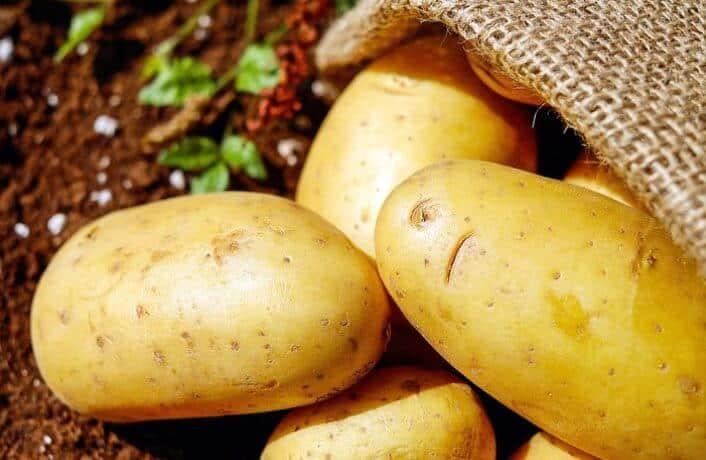Kartoffeln bei der Glyx Diät