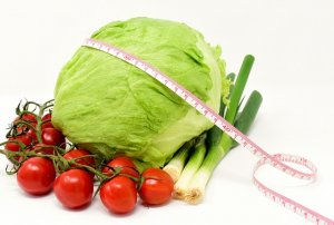 Gemüse in der Diät ohne Jojo Effekt