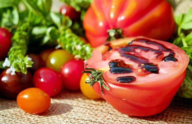 Tomaten Diät - Tomaten vielseitig genießen
