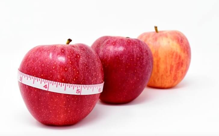 Unterschiedliche Nährwerte beim Kalorienzählen