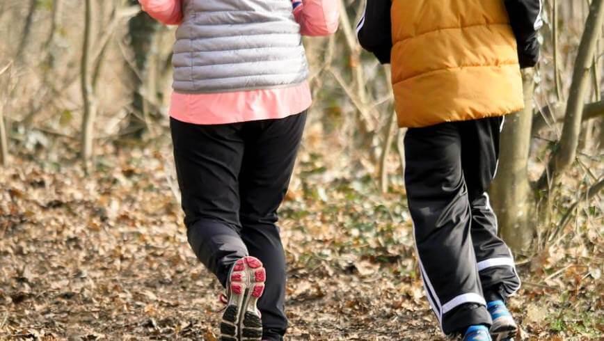 Sport, um eine Diät durchzuhalten