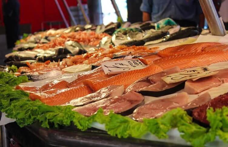 Fischölkapseln oder Fisch