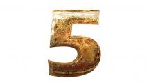 Prinzipien der 5 Faktor Diät