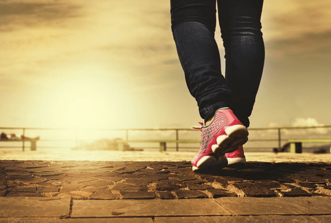 Sport bei der Gen Diät