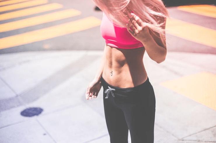 Bauch weg Diät - gezielt am Bauch abnehmen