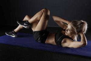Bauch weg Training: Übungen für Deinen Sixpack