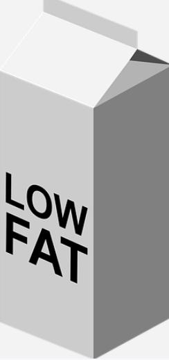 Low Fat Diät - fettarme Ernährung