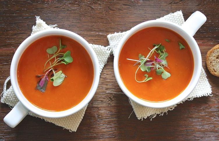 Suppen Diät Fertiggerichte